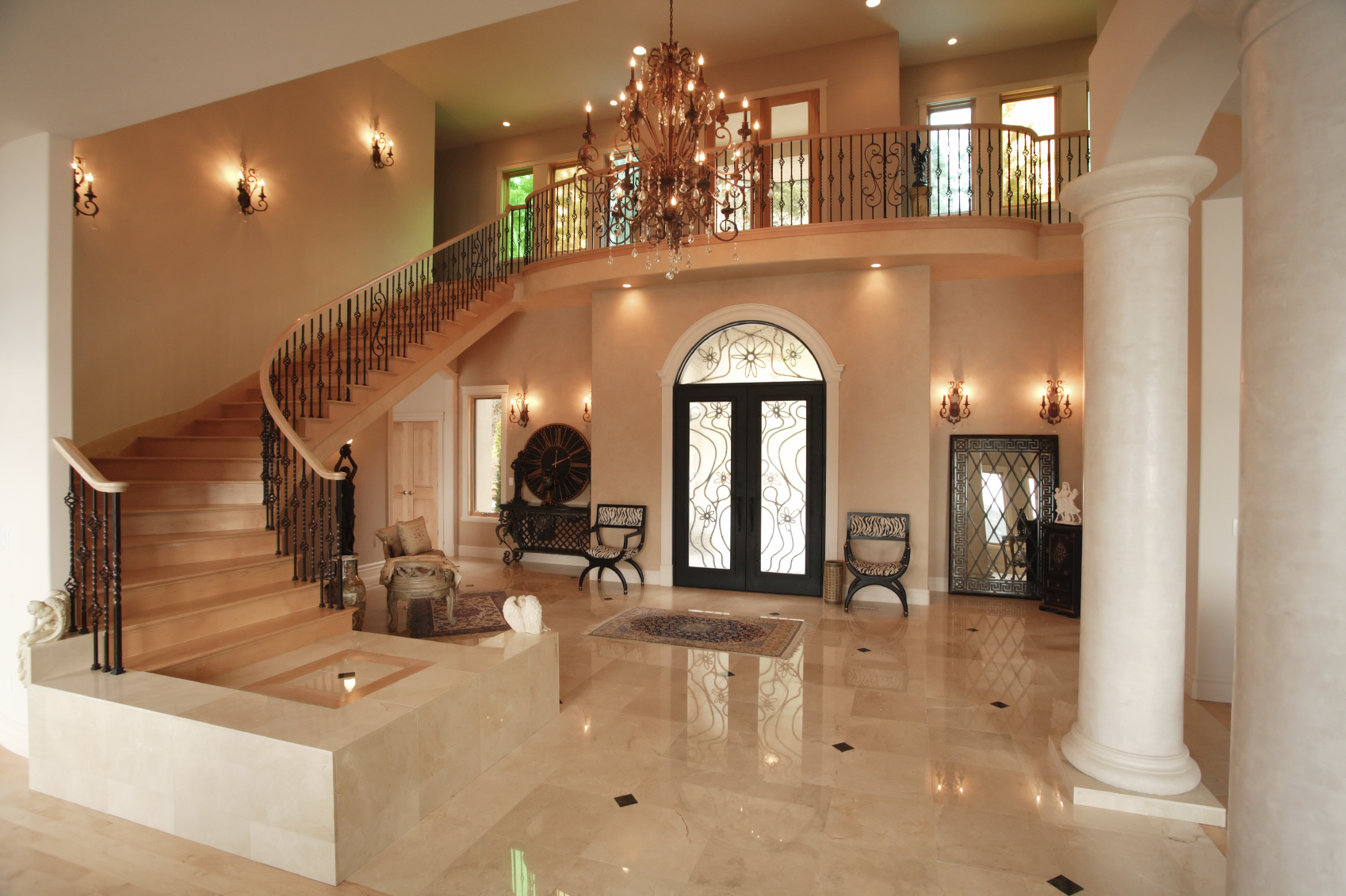 Mansion Luxury Homes Interior Design